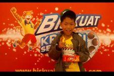 Dari audisi iklan biskuit, ini kabar Baharudin sekarang