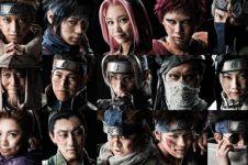 Naruto akan dibuat versi live action, ini deretan para pemainnya