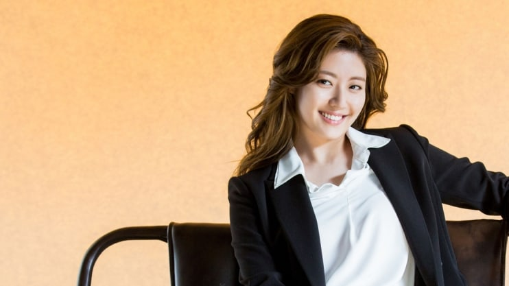 Nam Ji-hyun, si imut bergigi kelinci yang main di