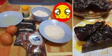 Cara bikin brownies puding cokelat ternyata simpel banget, ini triknya