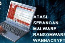 Ransomware serang 12 lembaga Indonesia, dari universitas sampai Samsat