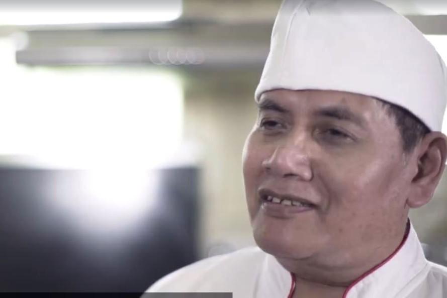 Seperti apa dapur kediaman presiden? Ini pengakuan juru masak Jokowi