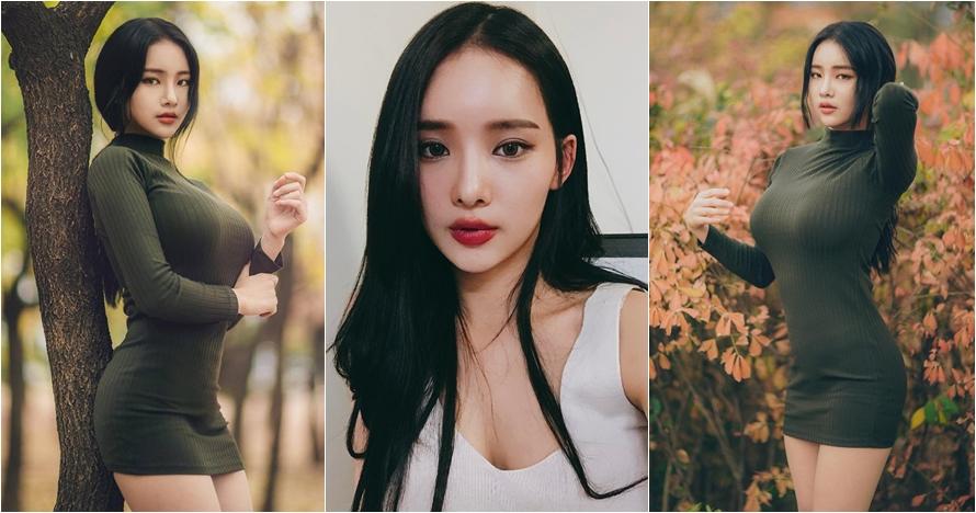 10 Foto Ji-seong, Model Negeri Ginseng Yang Bikin Cowok