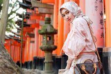 Begini pengalaman seru Dian Pelangi traveling ke Jepang