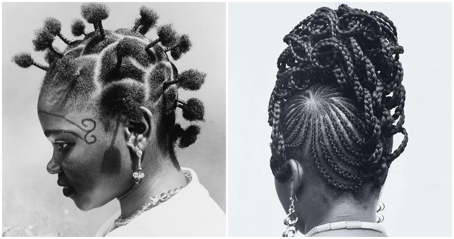 15 Gaya rambut jadul ini bukti bangsa Afrika punya kekayaan mode