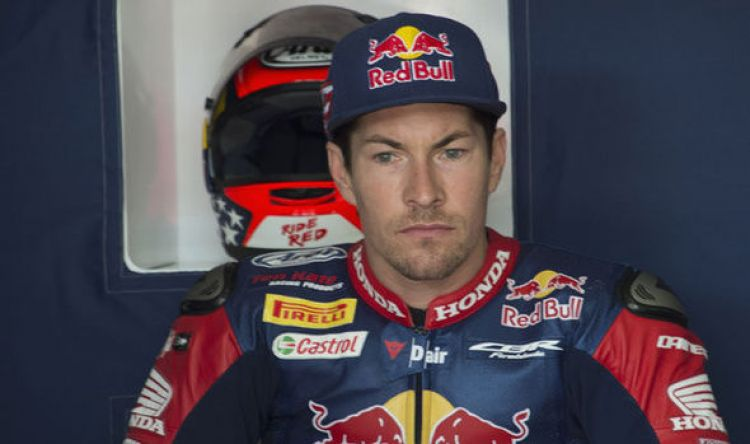 Mantan pembalap MotoGP Nicky Hayden meninggal