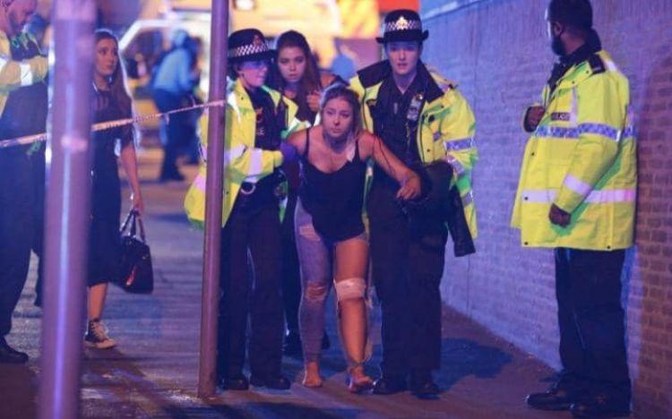 Bom di konser Ariana Grande, 19 orang dikabarkan meninggal