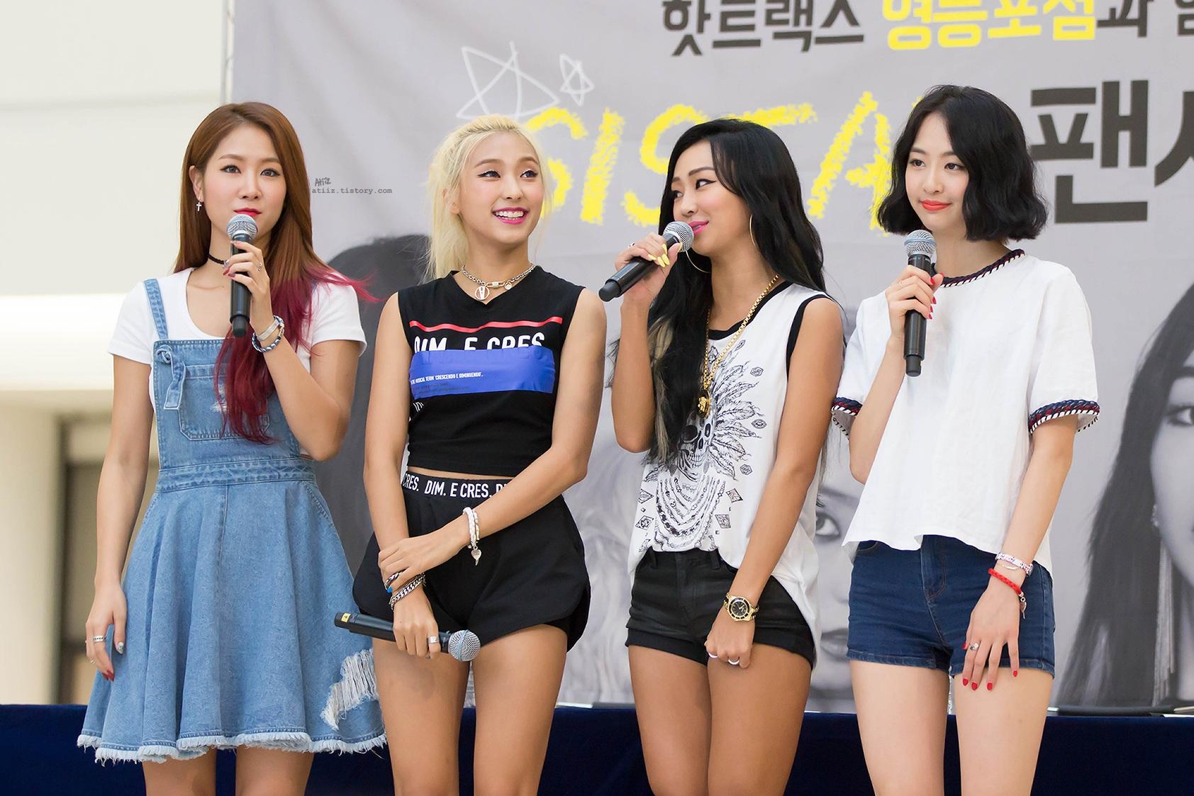 Girlband K-Pop SISTAR bubar, pesan terakhir mereka bikin fans baper