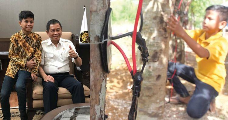 Memahami cara kerja pohon kedondong jadi listrik temuan bocah Aceh