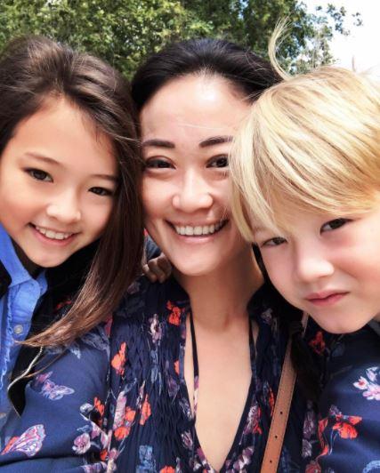 Ella Gross Gadis Cilik Berdarah Korea Yang Sukses Jadi