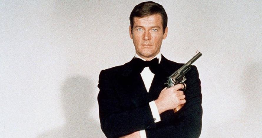 Aktor legendaris James Bond Roger Moore meninggal akibat kanker