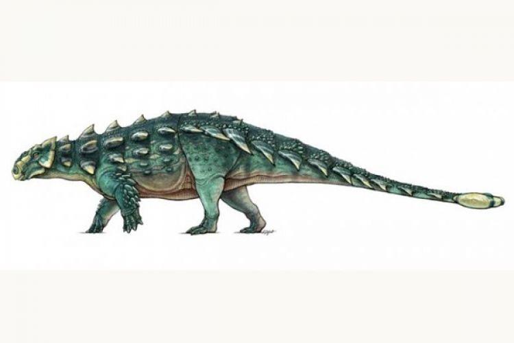 Baru ditemukan, dinosaurus ini diberi nama monster di 'Ghostbusters'