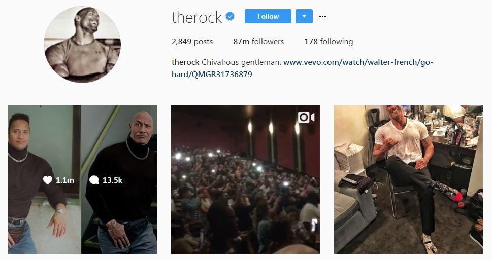 artis followers Instagram terbanyak © 2017 istimewa