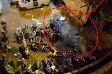 Ada ledakan mengerikan di Kampung Melayu, sejumlah korban berjatuhan