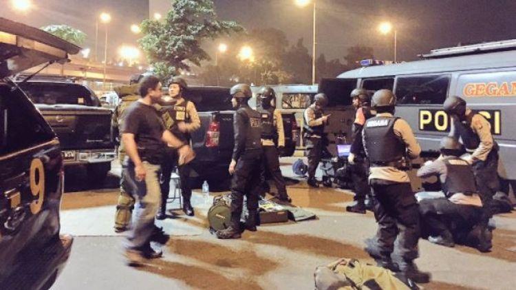2 Polisi alami gangguan pendengaran akibat bom di Kampung Melayu