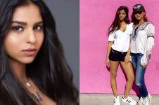 10 Foto Suhana Khan, putri SRK yang siap masuk dunia akting di usia 17