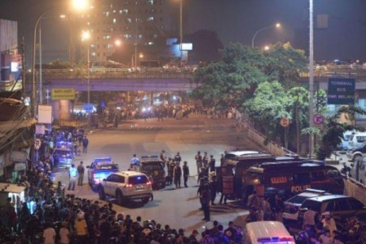 Kisah kesigapan tukang ojek selamatkan korban bom Kampung Melayu