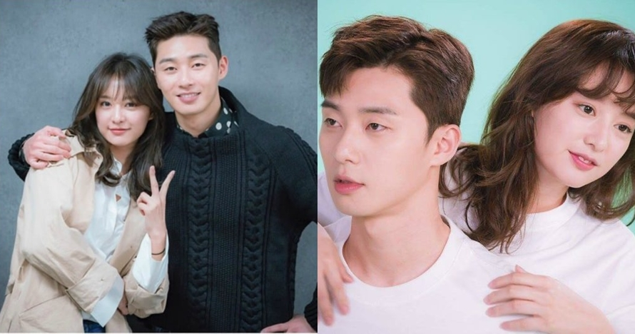 10 Foto Romantis Kim Ji Won Park Seo Joon Di Fight For