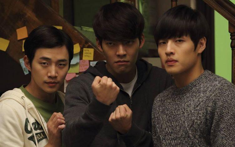 Kang Ha-neul kirim pesan mengharukan buat Kim Woo-bin yang kena kanker