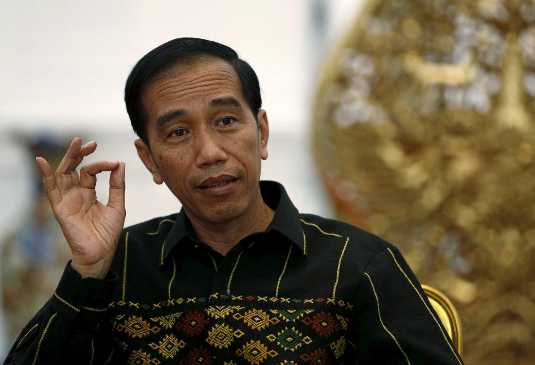 Jokowi serukan semua elemen bangsa lawan terorisme