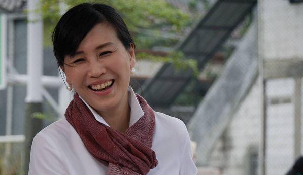 Veronica Tan ucapkan selamat puasa, netizen berbondong beri pujian