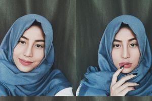 Pamer kenakan hijab, Awkarin bikin heboh netizen