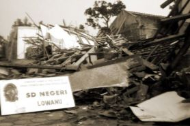 10 Potret mengenang 11 tahun gempa Yogyakarta, ribuan nyawa melayang
