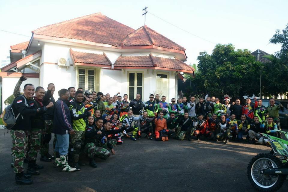 Begini cara petinggi & prajurit TNI AD kenalkan wisata Malang