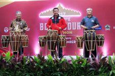 Borobudur Marathon bakal digelar lagi nih, lari sambil wisata yuk!