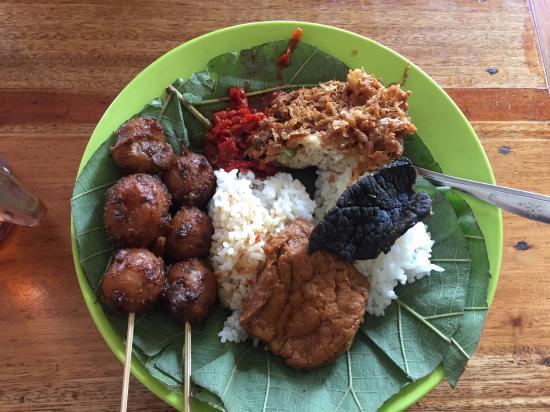 Wadah kuliner Indonesia  berbagai sumber