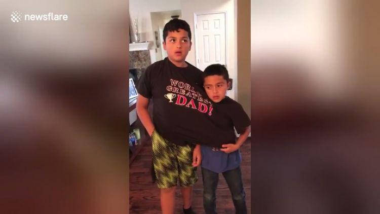 Ibu ini punya cara jitu bikin anak-anaknya berhenti bertengkar
