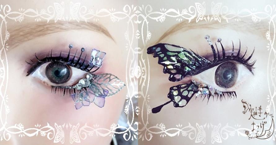 Lagi tren, bulu mata kupu-kupu ini laris manis di Jepang