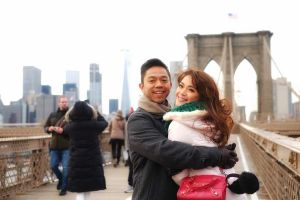 LDR Boston-Jakarta, ini 10 potret mesra Sheza Idris dengan pacar