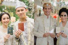 Pengantin baru, 7 artis ini jalani Ramadan pertama bareng pasangan sah
