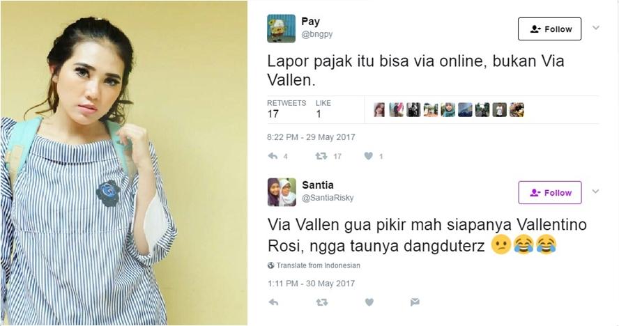 8 Tweet lucu soal Via Vallen ini jadi trending topik, kocak abis!