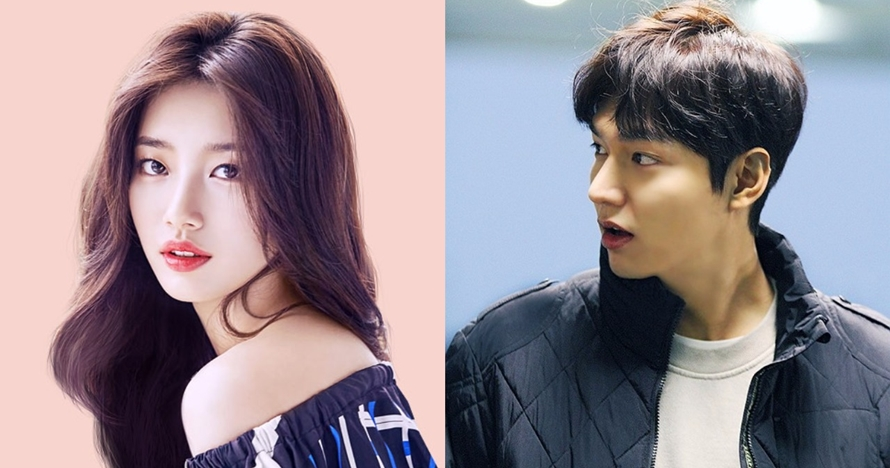 Unggah foto ini, Bae Suzy disebut sedang kangen dengan Lee Min-ho