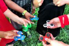 5 Fakta unik di balik mainan Fidget Spinner yang digilai anak muda