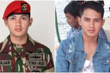 8 Foto ganteng Wahyu Fajar, anggota Kopassus yang lumpuhkan 8 preman