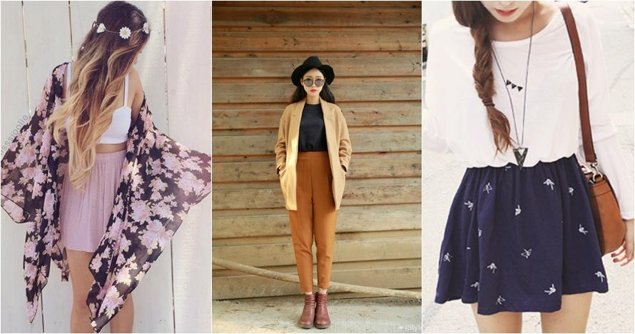 Yuk cari tahu tren fashion apa yang paling cocok buat gaya OOTD-mu?
