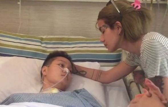 Begini kondisi Vanesha, sahabat Sheila Marcia setelah sadar dari koma