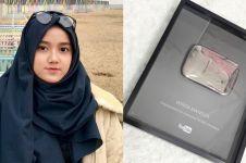 Raih 100 ribu subscriber, putri Yusuf Mansur sesumbar mau beli YouTube