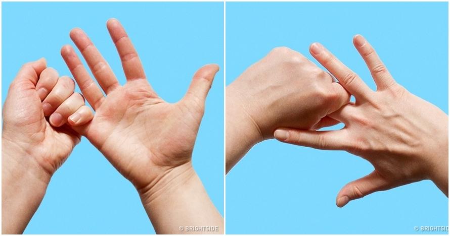 8 Pijatan di jari tangan ini bisa ubah kesehatanmu dalam sekejap