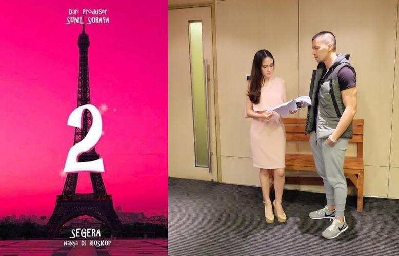 11 Potret keseruan proses syuting Eiffel I'm In Love 2, nostalgia nih!
