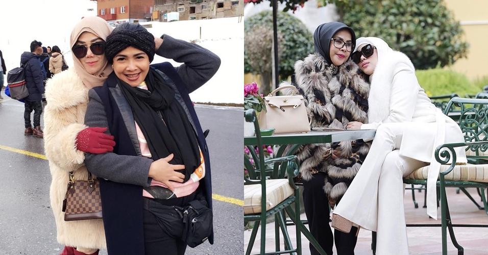 Siapa sangka, 5 ibu artis Tanah Air ini nggak kalah hits dari anaknya
