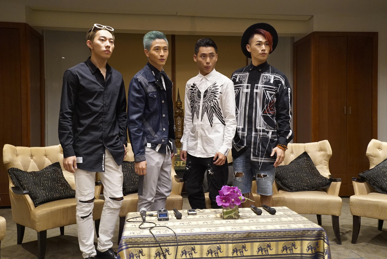 Boyband Taiwan ini ingin peluk & cium AKB48 di VFA 2017, wota rela?