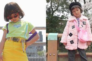 Coco Hamamatsu, bocah 6 tahun yang sudah jadi ikon fashion di Jepang