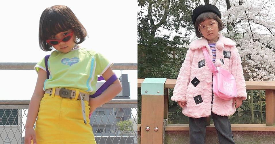 Coco Hamamatsu Bocah 6 Tahun Yang Sudah Jadi Ikon Fashion