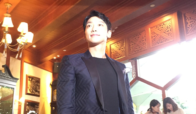Rain mengaku merasa malu dijuluki King of K-Pop, kenapa ya?