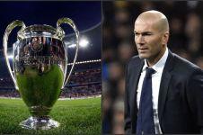 Zidane dan mimpinya 14 tahun lalu yang kini jadi kenyataan