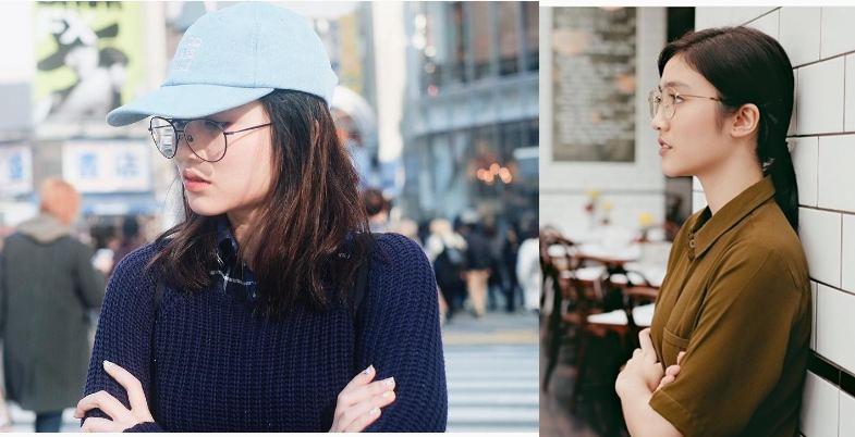 kacamata vintage artis © 2017 brilio.net